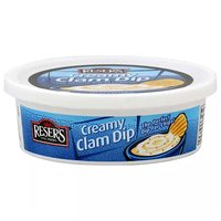 Reser's Creamy Clam Dip, 8 Ounce