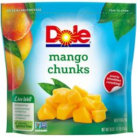 Dole Frozen Mango Chunks, 16 Ounce