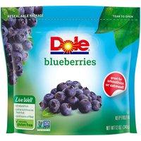 Dole Blueberries, Frozen, 12 Ounce