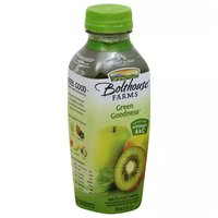 Bolthouse 100% Fruit Juice Smoothie, Green Goodness, 15.2 Ounce