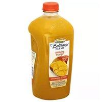 Bolthouse Farms 100% Fruit Juice Smoothie, Amazing Mango, 52 Ounce