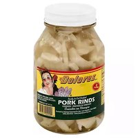 Dolores Pork Rinds, 15 Ounce
