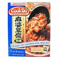 Ajinomoto Cook Do Mabo Tofu Szechwan Style, 3.17 Ounce