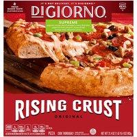 Digiorno Rising Crust Supreme Pizza, 31.5 Ounce