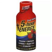 5-Hour Energy Shot, Berry, 1.93 Ounce