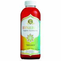 GT's Organic Kombucha Synergy, Trilogy, 16 Fluid ounce