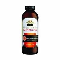 GT's Organic Raw Kombucha Synergy, Gingerade, 16.2 Fluid ounce