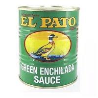 El Pato Enchilada Sauce, Green, 28 Ounce