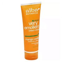 Alba Mango Vanilla Shave Cream, 8 Ounce
