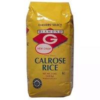 Diamond G Calrose Rice, 80 Each