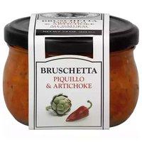 Cucina & Amore Artichoke Piquillo Bruschetta, 7.9 Ounce