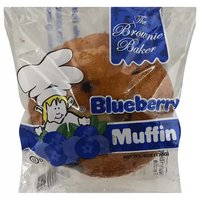 Brownie Baker Blueberry Muffin, 6 Ounce