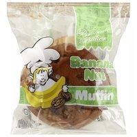 Brownie Baker Banana Nt Muffin, 6 Ounce