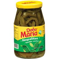 Dona Maria Nopalitos Tender Cactus, 15 Ounce