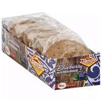Diamond Bakery Royal Creem Crackers, Blueberry, 8 Ounce