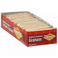 Diamond Bakery Original Hawaii Graham Crackers, 9.5 Ounce