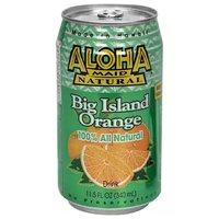 Aloha Maid Big Island Orange, Cans (Pack of 6), 11.5 Ounce