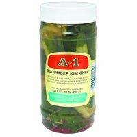 A1 Cucumber Kim Chee, 10 Ounce