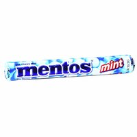 Mentos Chewy Mints, Mint, 1.32 Ounce