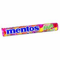 Mentos Roll, Mixed Fruit, 1.32 Ounce