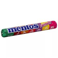 Mentos Chewy Mints, Rainbow, 1.32 Ounce