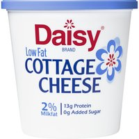 Daisy Cottage Cheese, 2% Low Fat, 24 Ounce