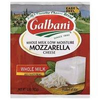 Galbani Whole Milk Mozzarella, 16 Ounce