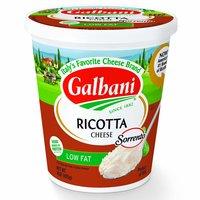 Galbani Low Fat Ricotta Cheese, 15 Ounce