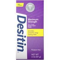Desitin Diaper Rash Ointment, Original, 2 Ounce