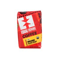 Equal Exchange Coffee, Drip Grind, French Roast, 10 Ounce