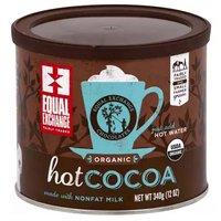Equal Exchange Organic Hot Cocoa, 12 Ounce