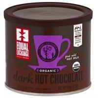 Equal Exchange Organic Dark Hot Chocolate, 12 Ounce