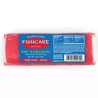 Hawaiian Brand Red Kamaboko Fishcake, 5.5 Ounce