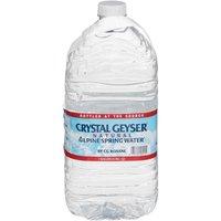Crystal Geyser Alpine Spring Water, 1 Gallon