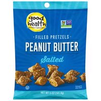 Good Health Salted Pretzels, Peanut Butter Filled, 5 Ounce