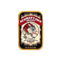 Newman's Own Organic Mints, Ginger, 1.76 Ounce