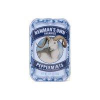 Newman's Own Organics Peppermint Mints, 1.76 Ounce
