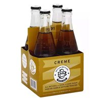 Boylan Creme Vanilla Soda, Bottles (Pack of 4), 12 Ounce