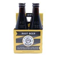 Boylan Root Beer Soda, 12 Fl Oz (Pack of 4), 12 Ounce
