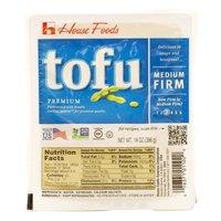House Foods Tofu, Medium Firm , 14 Ounce