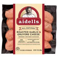 Aidells Italian Chicken Sausage, Mozzarella, 12 Ounce