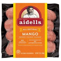 Aidells Mango Smoked Chicken Sausage, 12 Ounce
