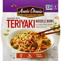 Annie Chun's Noodle Bowl, Japanese-Style Teriyaki, Mild, 7.8 Ounce