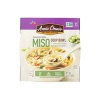 Annie Chun's Soup Bowl, Japanese-Style Miso, Mild, 5.9 Ounce