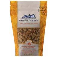 Anahola Granola, Mango Ginger, 12 Ounce