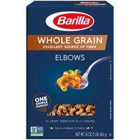 Barilla Whole Grain Elbows Pasta, 16 Ounce