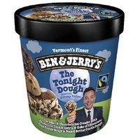 Ben & Jerry's Ice Cream, The Tonight Dough, 16 Ounce