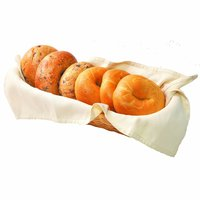Freshly Baked Bagels, Assorted, 6 Each