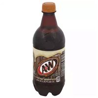 A&W Root Beer, 20 Ounce