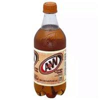 A&W Cream Soda, 20 Ounce